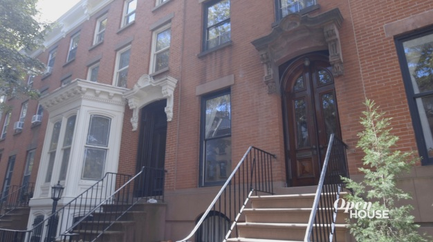 Home Tour: A Beautiful Brownstone in Brooklyn