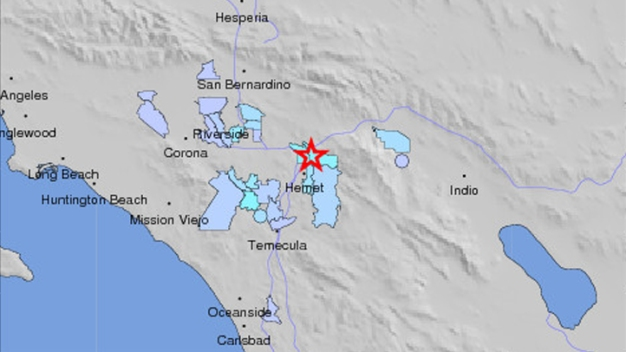 3.7-Magnitude Earthquake Rattles SoCal City