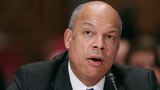 WATCH: Homeland Security Chief Discusses Border Challenges