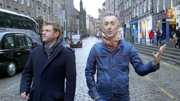 This Weekend: Destination Scotland