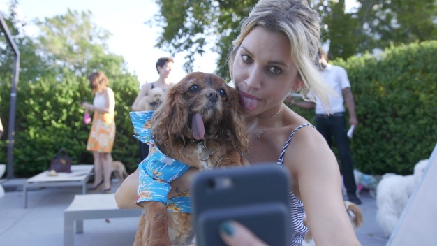 Ashley Roberts Sees the Luxurious Lifestyle of New York's Poshest Pooches