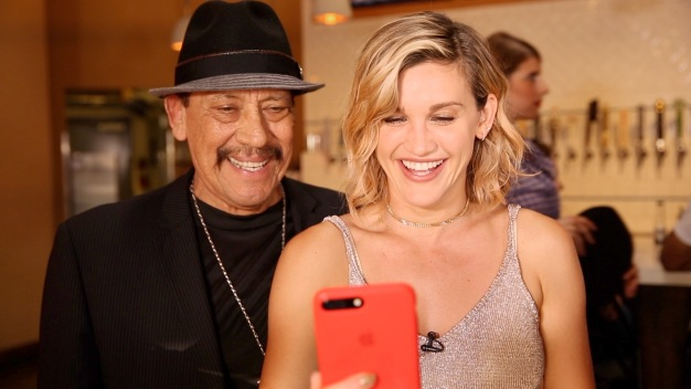 Getting Loco With Danny Trejo's Tacos