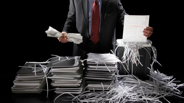 FBI Shreds Millions of Paper Files in Move to Digital Records
