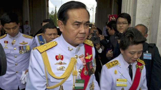 Thailand Junta Leader Voted Prime Minister