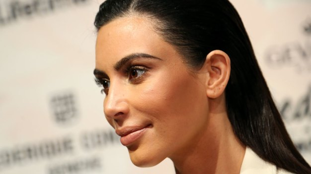 "Kardashian Talks Jenner: ""I Support Him 100%"""