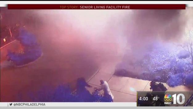 4 Presumed Dead in Senior Living Facility Fire