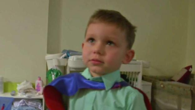 Catch Up Quickly: 4-Year-Old Giving Brothers Gift of Life