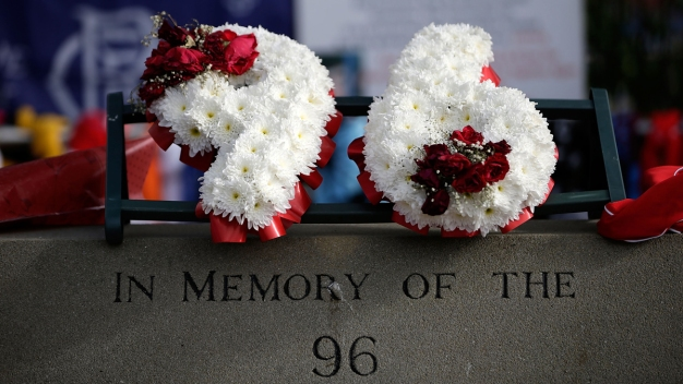UK Charges 6 in Deadly 1989 Soccer Stadium Disaster