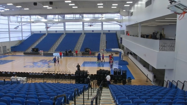 New Sixers Fieldhouse Opens in Delaware