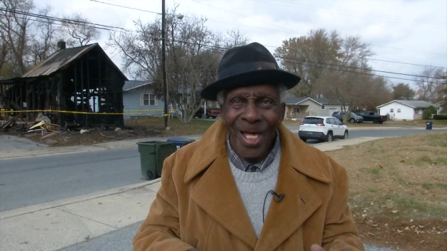 Delaware Community Helps World War II Vet After His House Burns Down