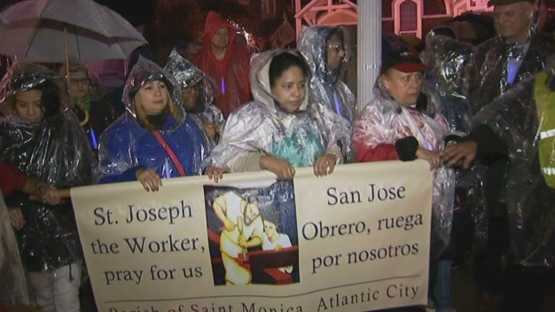 Casino Workers March in Atlantic City Amid Crisis