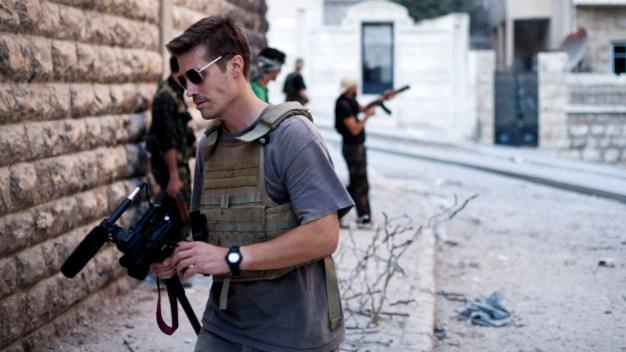 White House: James Foley Killing