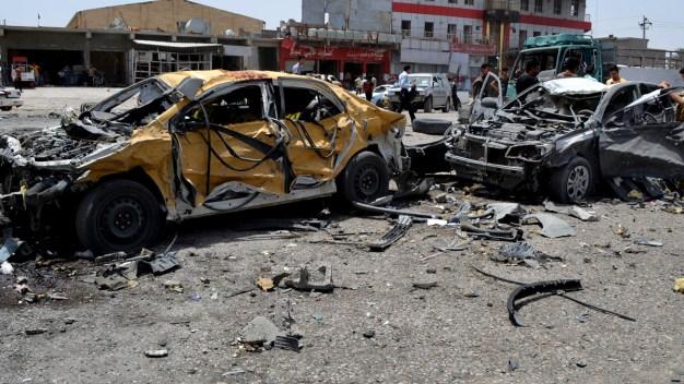 Baghdad Suicide Car Bomb Explodes Outside Intelligence Agency, Kills 8