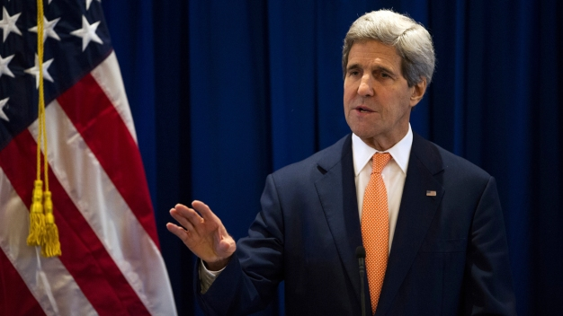 Kerry Calls on World's to Help Defeat ISIS