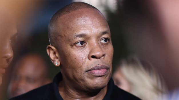 Dr. Dre Handcuffed After Driveway Confrontation