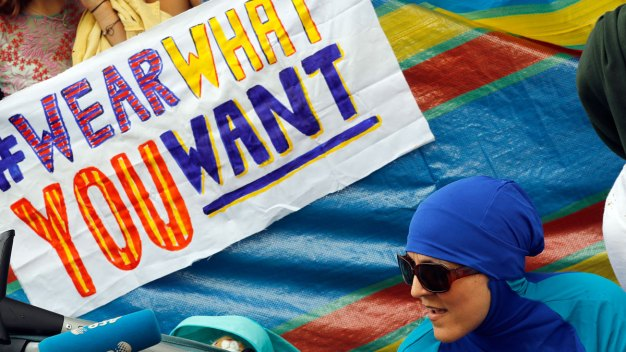 French Burkini Bans Face Legal Challenge