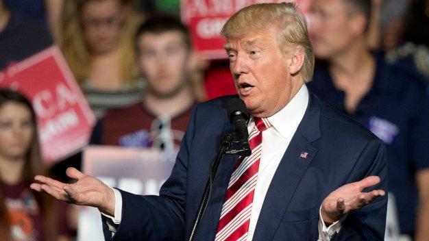 'I Hope' My Foundation Hasn't Broken the Law: Trump
