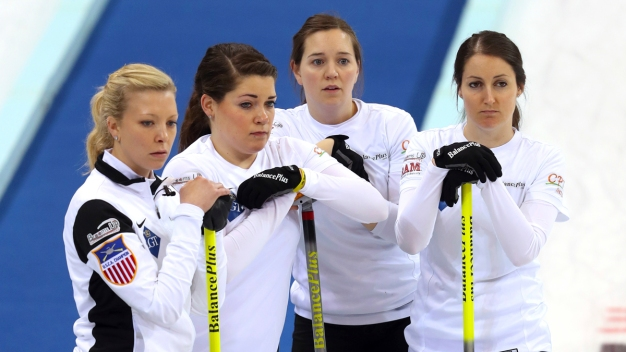 Team Nina Roth Wins US Women's Olympic Curling Trials