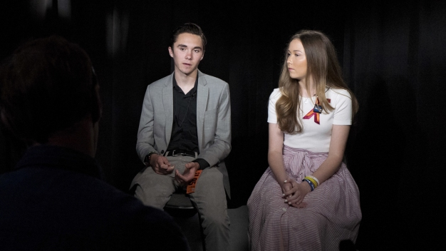 Parkland Siblings Detail #NeverAgain Inception In New Book