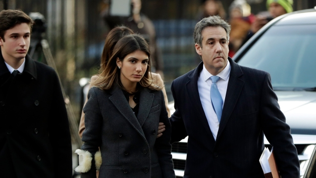 Ex-Trump Lawyer Michael Cohen Sentenced to 3 Years in Prison