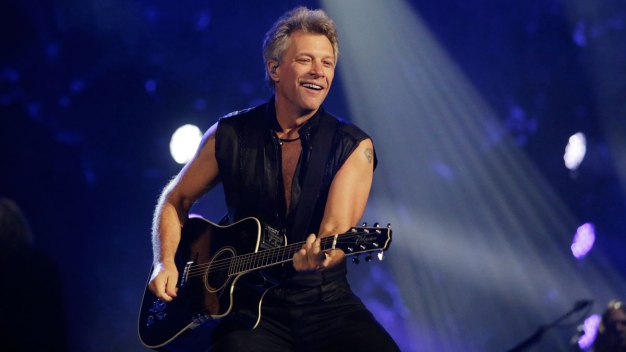 Bon Jovi Finds His Way Back Home for New Music Video