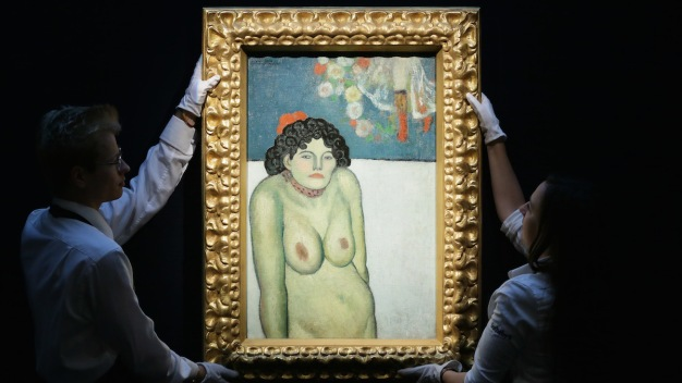 Picasso, Monet Could Fetch $110 Million at Sotheby's Auction