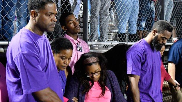Tyson Gay Says Daughter's Death Should Not Be 'Senseless'