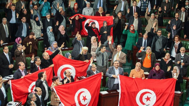 Tunisian Democracy Group Wins Nobel Peace Prize