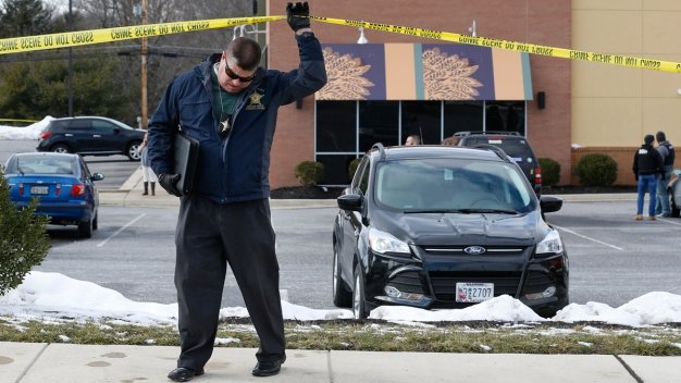 2 Officers Killed After Maryland Panera Bread Shooting