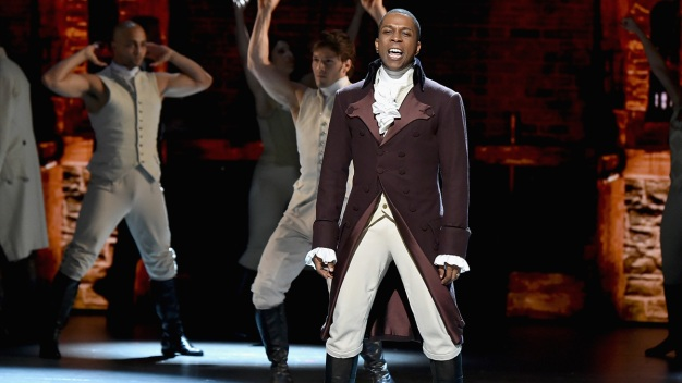 Leslie Odom Jr. Returns to Philadelphia for Wawa Welcome America Festival