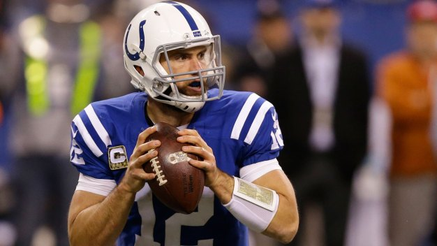 Andrew Luck Starts Online Book Club