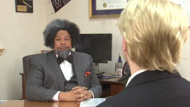 Pennsylvania Senator Dresses Up as Frederick Douglass to Mock Donald Trump
