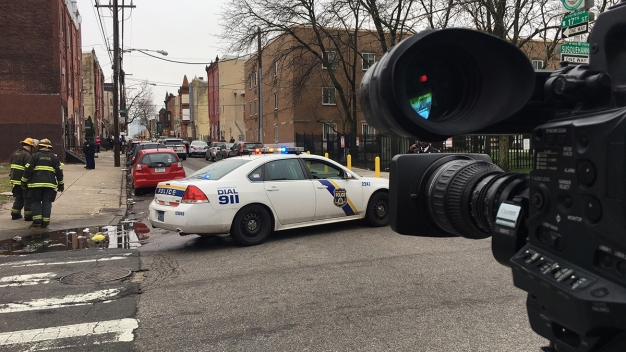 Shooting and Barricade Situation Unfolding Near Temple University