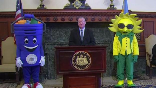 Mayor Wants to Beautify Philly Together