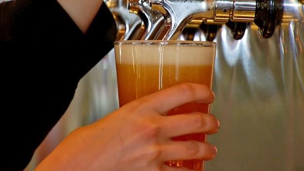 Philly Beer Garden Happy Hours