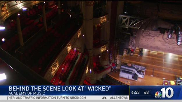 'Wicked' Returns to Philly