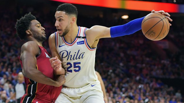 Sixers Close Out the Heat, Advance to ECSF