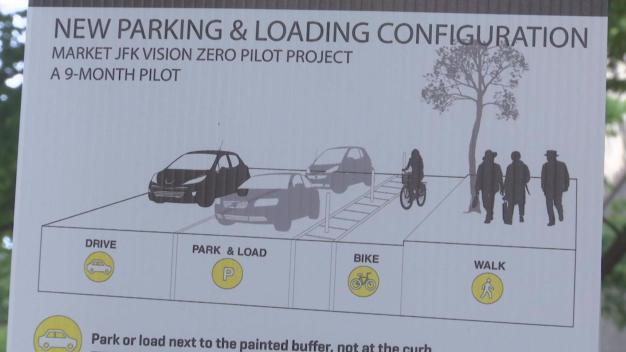 Construction to Begin on Center City Bike Lane Project