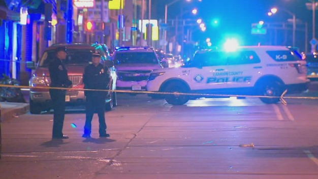 Camden Sees Spike in Murders