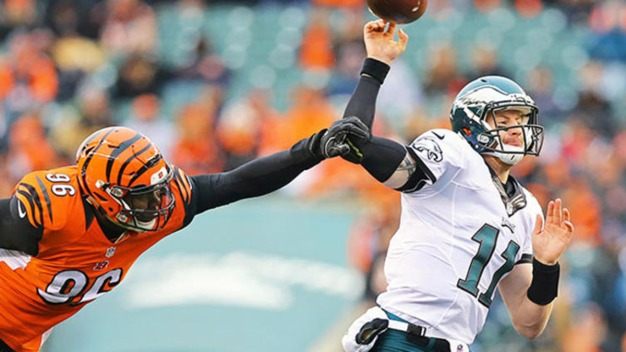 Bengals Blow Out Eagles 32 to 14