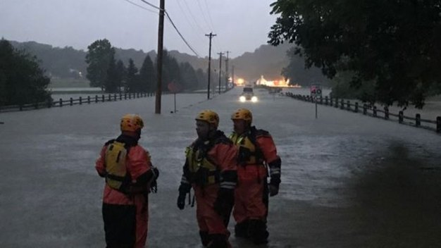 Storm Causes Outages, Flooding in Parts of Region