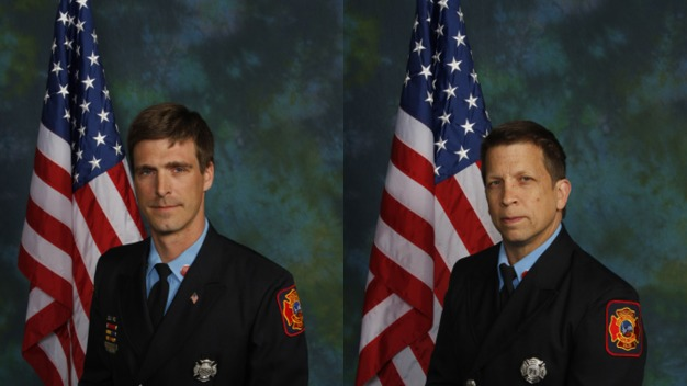 Prayer Service for Fallen Firefighters