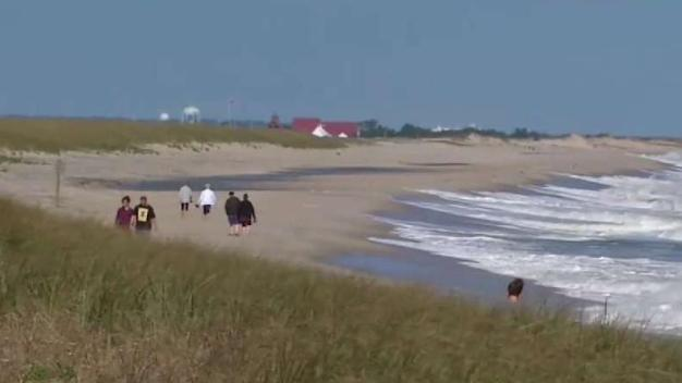 Cleanup in Delaware After Tropical Storm Michael