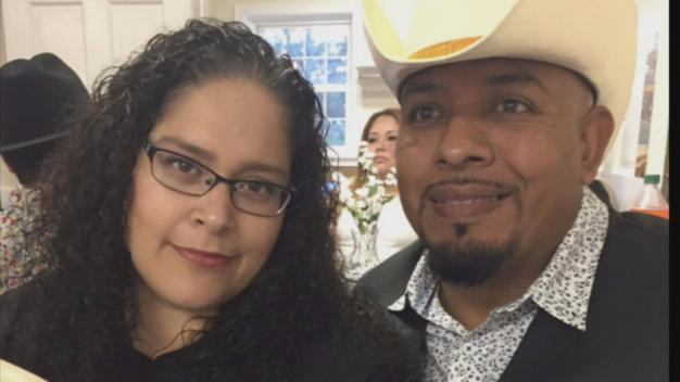 Community Supports Wife of Man Being Held by ICE