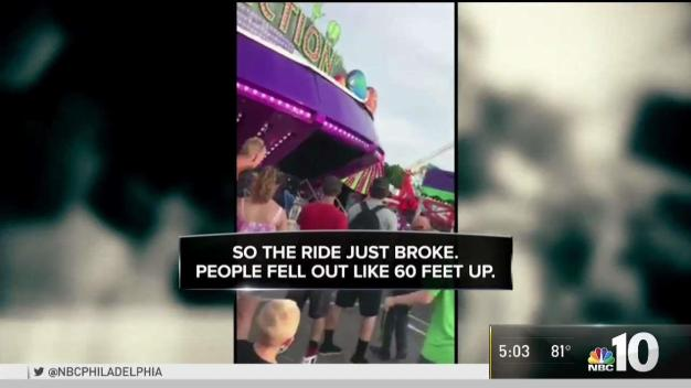 Concerns Grow After Fatal Ohio Fair Ride