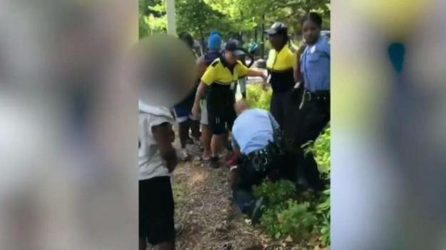 Arrest Near Philly Zoo Sparks Discussion