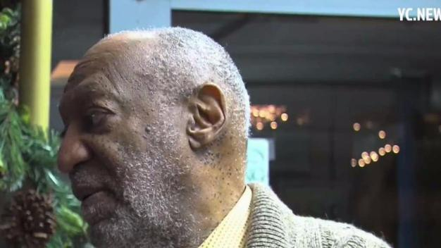 Bill Cosby Speaks on Upcoming Trial While in Old City
