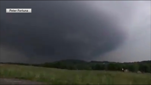 Possible Tornado, Severe Storms Slam Parts of Region
