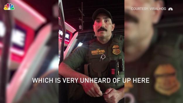 Border Patrol Agent Stops US Citizens for 'Speaking Spanish'