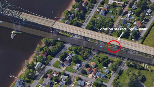 Del. River Bridge to Remain Closed at Least 2 Weeks